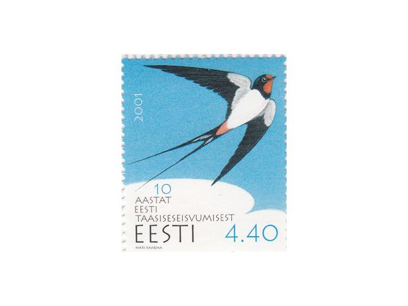 10 aastat Eesti taasiseseisvumisest