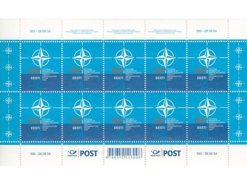 Eesti ühinemine NATO-ga (p)