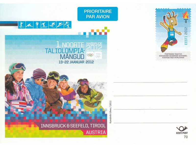 1. Noorte Taliolümpiamägud