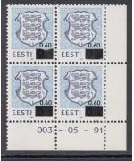 Eesti vapp 4x nurk D