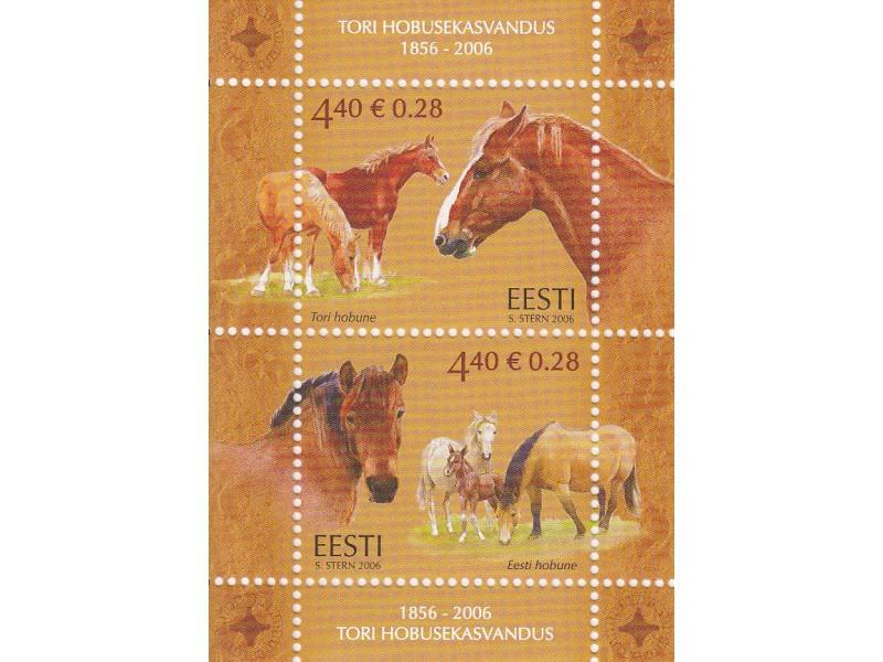 Tori hobusekasvatus 150-aastane